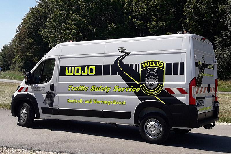 Wartung und Kontrolldienst bei WOJO Security