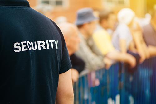 Security bei WOJO Security